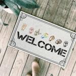 Equality Welcome Doormat