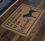 Labrador Doormat DHC05062218