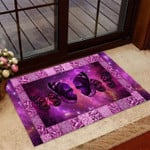 Breast Cancer Awareness Doormat