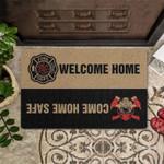 Fire fighter Doormat