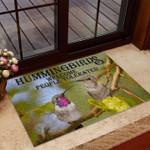 Hummingbird MMC3010221 Doormat