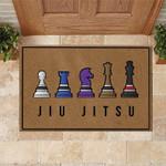 Jiu Jitsu Chess Doormat DHC07061011