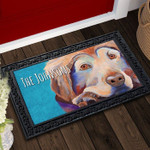 Indulge In Naps Personalized Doormat DHC04064241