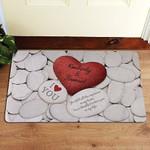 Love Rocks CLP1110079D Doormat