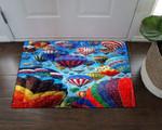 Hot Air Balloon NT05100083D Doormat
