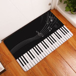 Musical Note Colorful Doormat DHC07062216