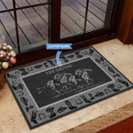 Horse Personalized Doormat DHC0706385