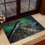 Dragonfly 003 Doormat