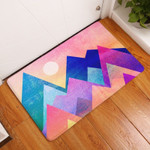 Mountain Pattern Doormat DHC07062362