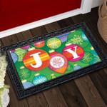 Joy Snowflake Doormat DHC04063603