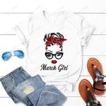 March Girl T-shirt