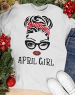 April Girl T-shirt