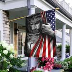 Don't Be Afraid Just Have Faith Mark 5 36 Flag