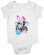 My 1st Easter 2021 Baby Onesie