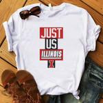 Just Us Illinois T-shirt