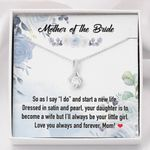Mother Of The Bride Alluring Beauty Necklace
