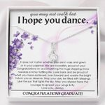 Class of 2021 Graduation Gift for Daughter Alluring Beauty Necklace