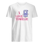 I Love Towelie T-shirt