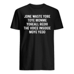 Jone Waste Your Time T-shirt