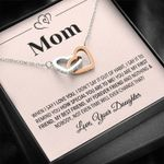 Forever Friend Mother's Day Interlocking Hearts Necklace