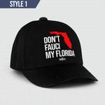 Don't Fauci My Florida Baseball Cap