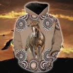 Mandala Nature Horse T-Shirt/Hoodie/Sweatshirt