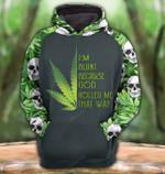 Cannabis Skull T-Shirt/Hoodie/Sweatshirt