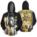 King James 2 T-Shirt/Hoodie/Sweatshirt
