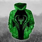 Green Deer T-Shirt/Hoodie/Sweatshirt