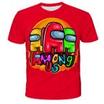 Kid Game Tshirt 22