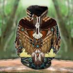 Native Warrior T-Shirt/Hoodie/Sweatshirt