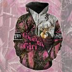 Country Girl Pink And White Camo T-Shirt/Hoodie/Sweatshirt