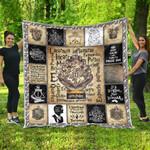 HP Ver 19 Quilt Blanket