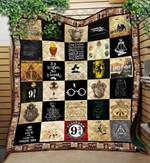 HP Ver 6 Quilt Blanket