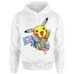 Pikachu White T-Shirt/Hoodie/Sweatshirt