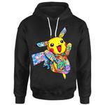 Pikachu Black T-Shirt/Hoodie/Sweatshirt