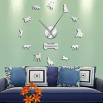 The Labrador Retriever Large Wall Clock Dog Breed Labrador