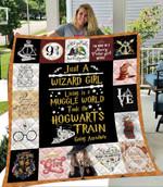 HP Ver 10 Quilt Blanket