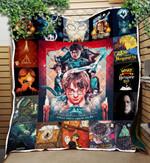 HP Ver 7 Quilt Blanket