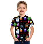 Kid Game Tshirt 1