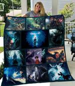 HP Ver 8 Quilt Blanket