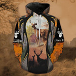 Orange Deer Hunt T-Shirt/Hoodie/Sweatshirt