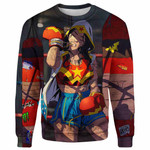 Boxer Wonder Woman T-Shirt/Hoodie/Sweatshirt