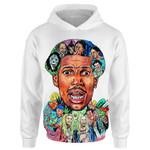 Marlon Wayans White T-Shirt/Hoodie/Sweatshirt
