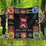 HP Ver 20 Quilt Blanket