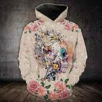 Maude Skull Flower T-Shirt/Hoodie/Sweatshirt