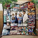 Grey Lover Ver 16 Quilt Blanket