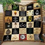 HP Ver 1 Quilt Blanket