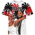 Nipsey & 2PAC T-Shirt/Hoodie/Sweatshirt