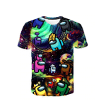 Kid Game Tshirt 125